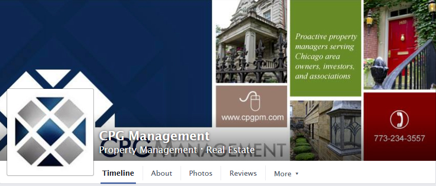 CPG Management Facebook