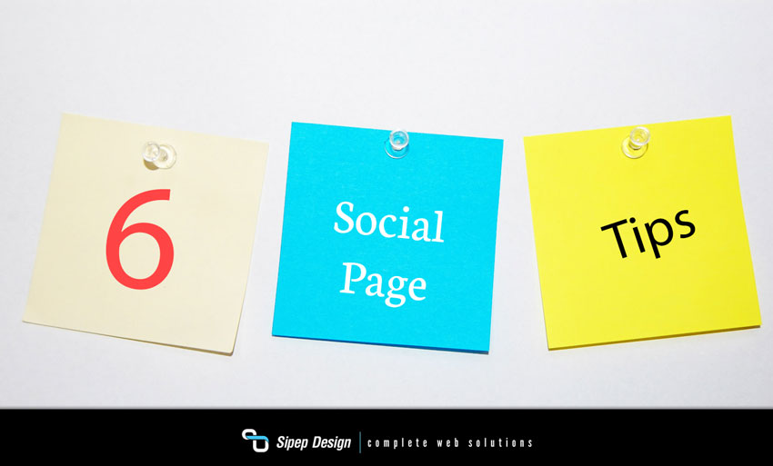 6 Tips To Drastically Improve Your Business's Facebook Page
